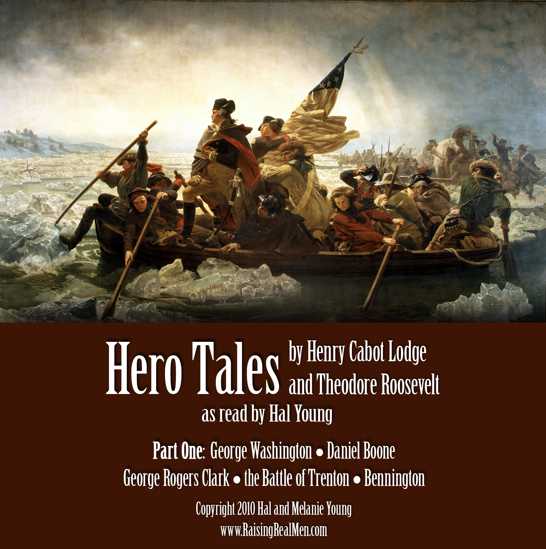 Hero Tales by Theodore Roosevelt