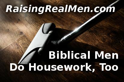 RRM - Biblical Men Do Housework - H
