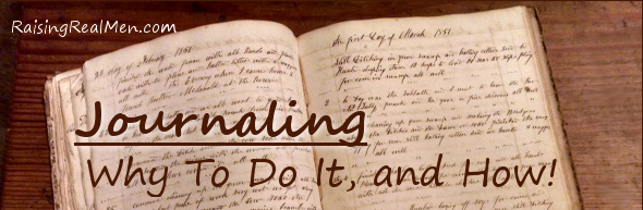 Banner - Journaling