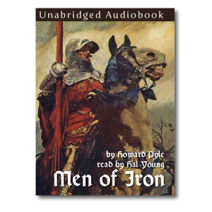 Men of Iron Front Cover with Shadow