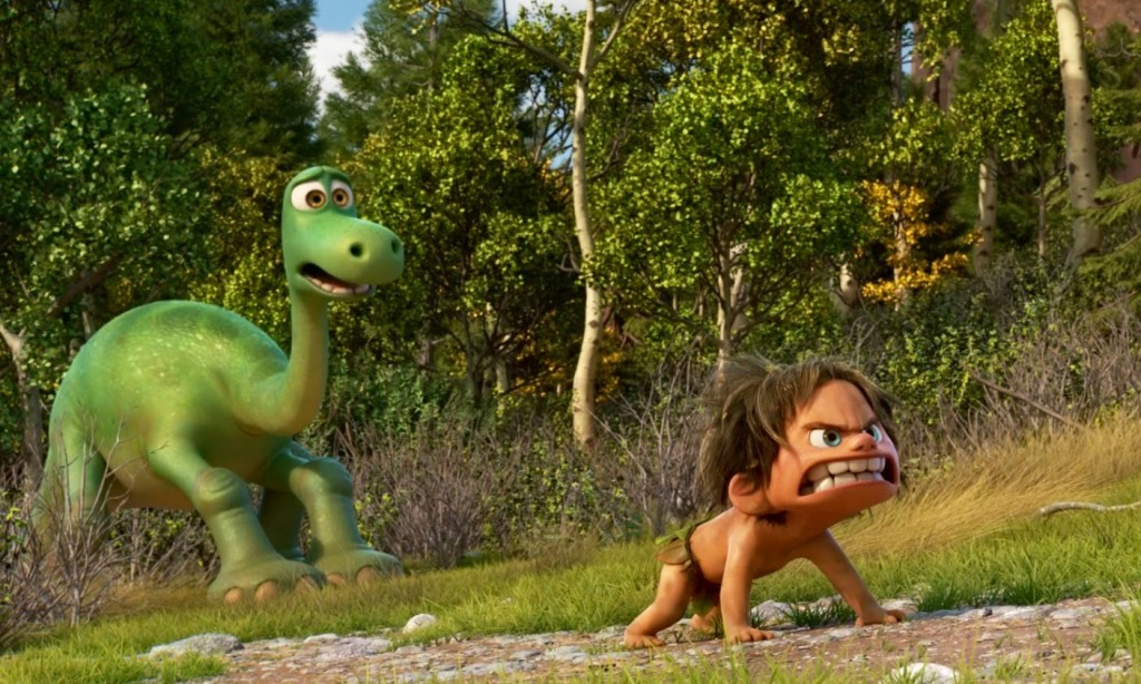 The Good Dinosaur Publicity Photo for Review