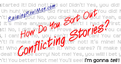 Blog - Conflicting Stories - H
