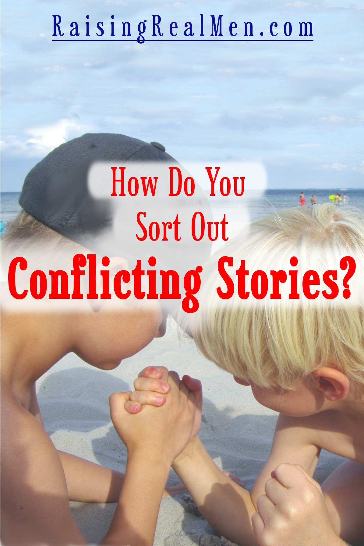 Blog - Conflicting Stories - V