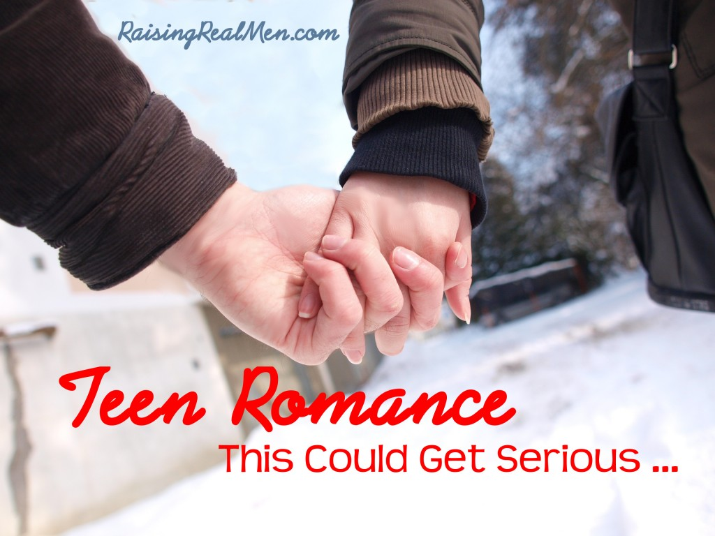 Blog - Teen Romance - Serious