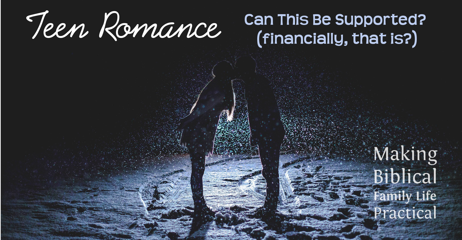 MBFLP 118 - Teen Romance - Support H