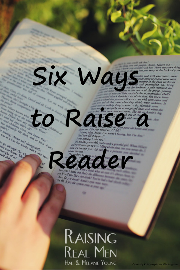 RRM Six Ways to Raise a Reader