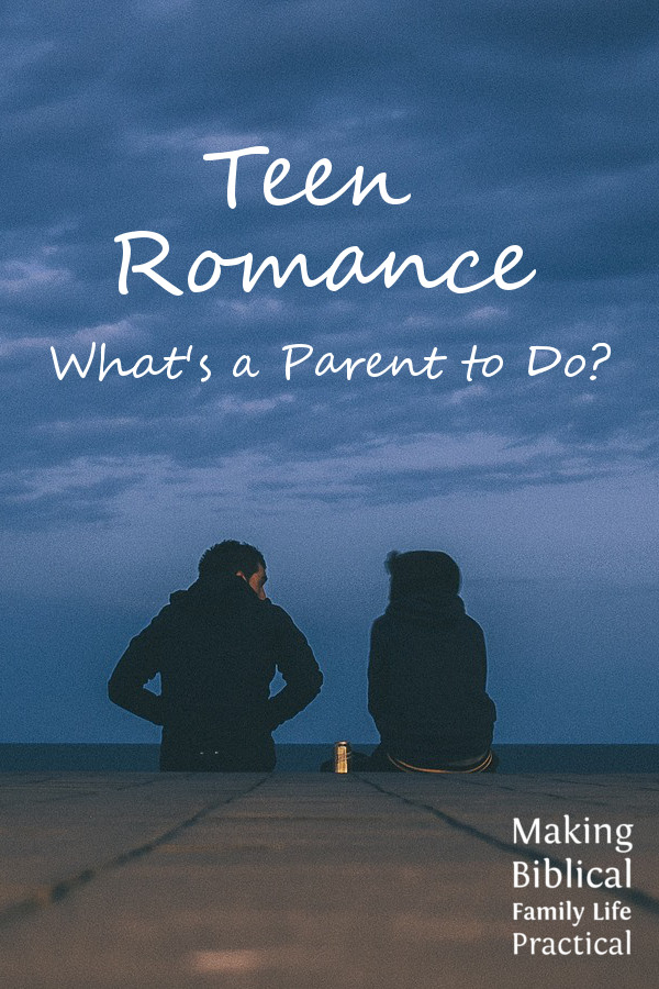 RRM Teen Romance Whats a Parent to Do