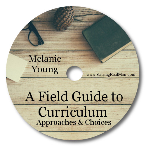 A Field Guide to Curriculum CD Art Label