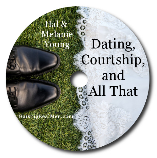 Dating, Courtship and All That CD Art with Shadow