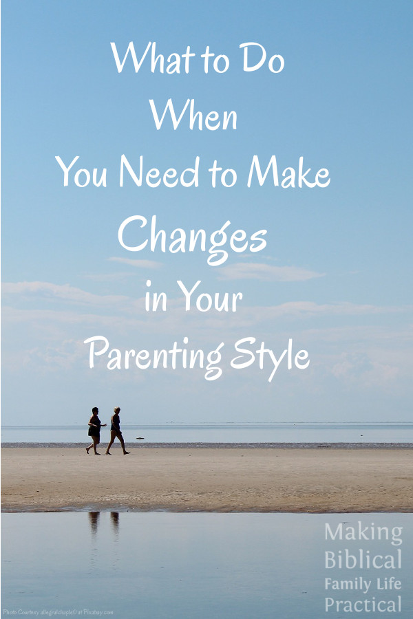 MBFLP - Changing Your Parenting Style