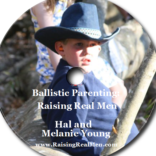 ballistic-parenting-raising-real-men-seth-recent-with-shadow-hal-melanie