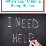 Five Things to Do When Your Child is Being bullied This stuff really hurt when we were kids. I had no idea it would hurt even more to see your child go through it, but it does. #Bulllying #parenting