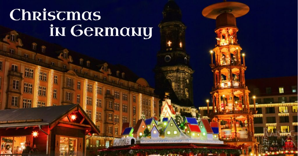 in some ways a german christmas looks a lot like an american one families use an advent calendar and advent wreath in the weeks leading up to holiday - When Is Christmas In Germany