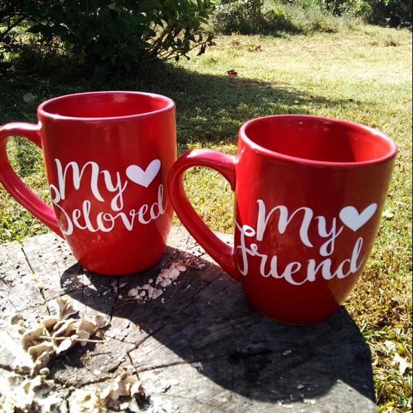 Romantic Mugs