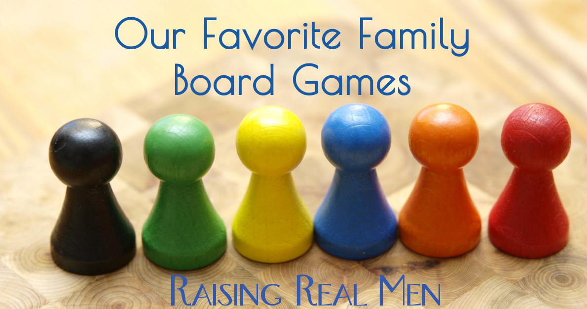 Family Board Games Reviews