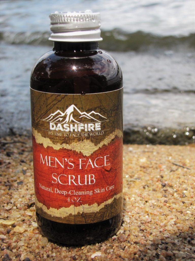 skincare for manly men