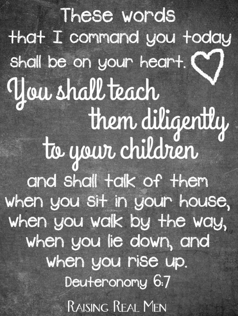 Homeschool Verse