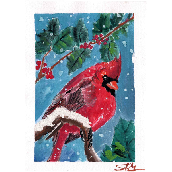 watercolor painting cards