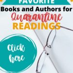 we shared some of our favorite books and authors for quarantine readings (especially those with several books available). Here's a summary of those suggestions