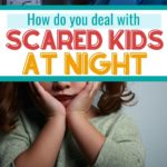 It's frustrating when children keep waking up in the night with fears and bad dreams. Learn how to cope in a godly, kind way that will build your relationships.